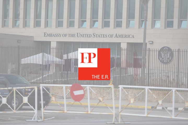 """On this week's episode of The E.R. Podcast, the panel discusses the """"sonic attacks"""" on the U.S. embassy in Cuba."""