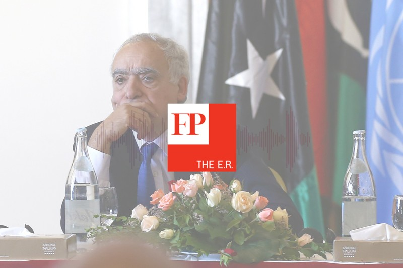 On this episode of the E.R.,  the panel discusses the Libyan Political Agreement.