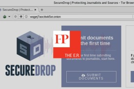 On this episode of The E.R., the panel discusses SecureDrop.