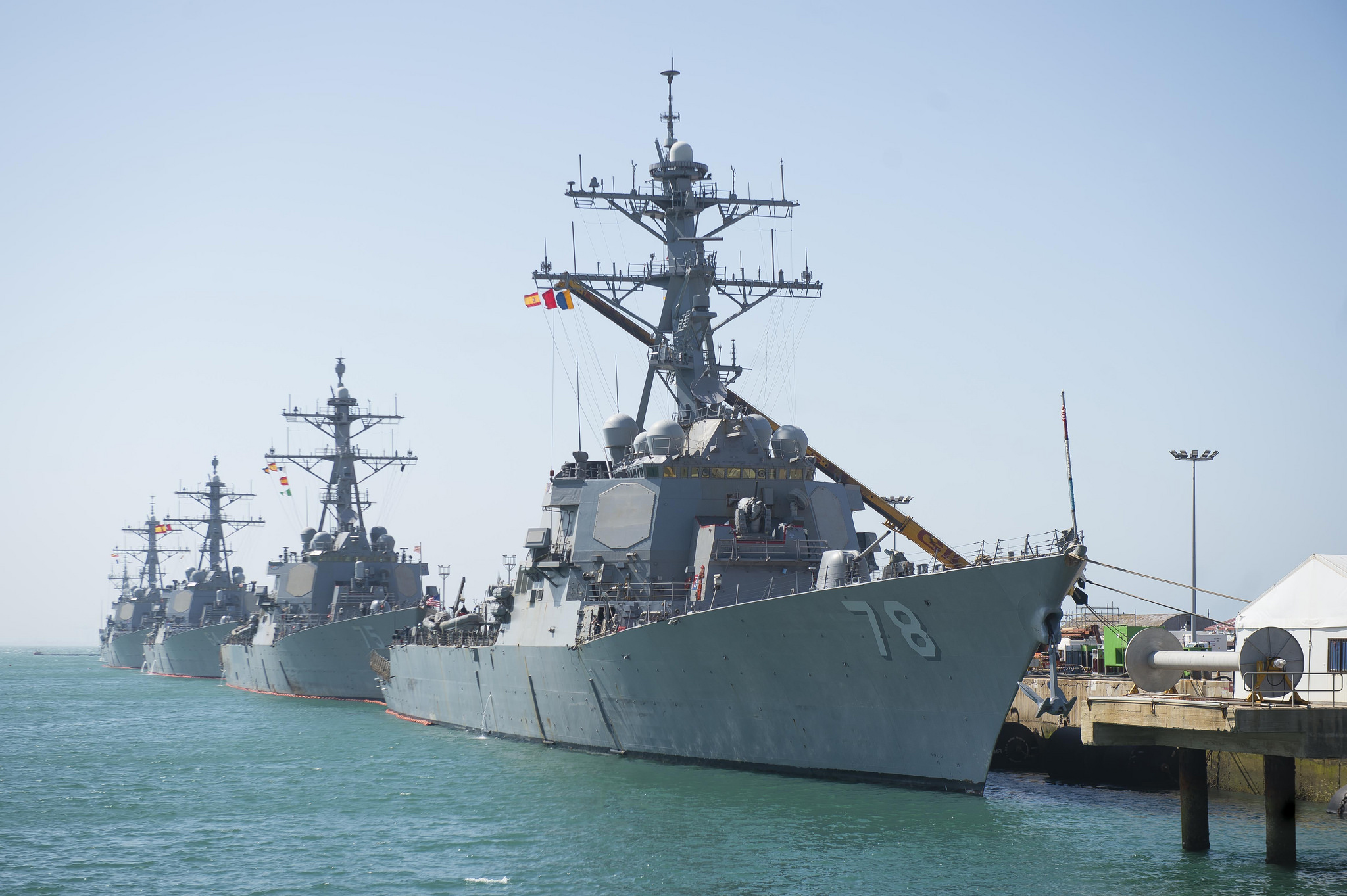 Navy Is Still Searching For A Plan To Reach A 355-Ship Fleet