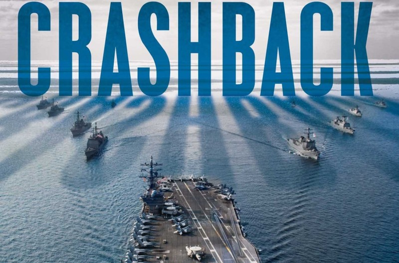 Crashback: The Power Clash Between the U.S. and China in the Pacific. Copyright © 2017 by Michael Fabey.