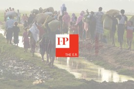 This week on the E.R., we discuss the plight of the Rohingya Muslims in Myanmar.