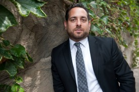 Omar Ashmawy, staff director at the Office of Congressional Ethics. (Chris Maddaloni/CQ Roll Call)