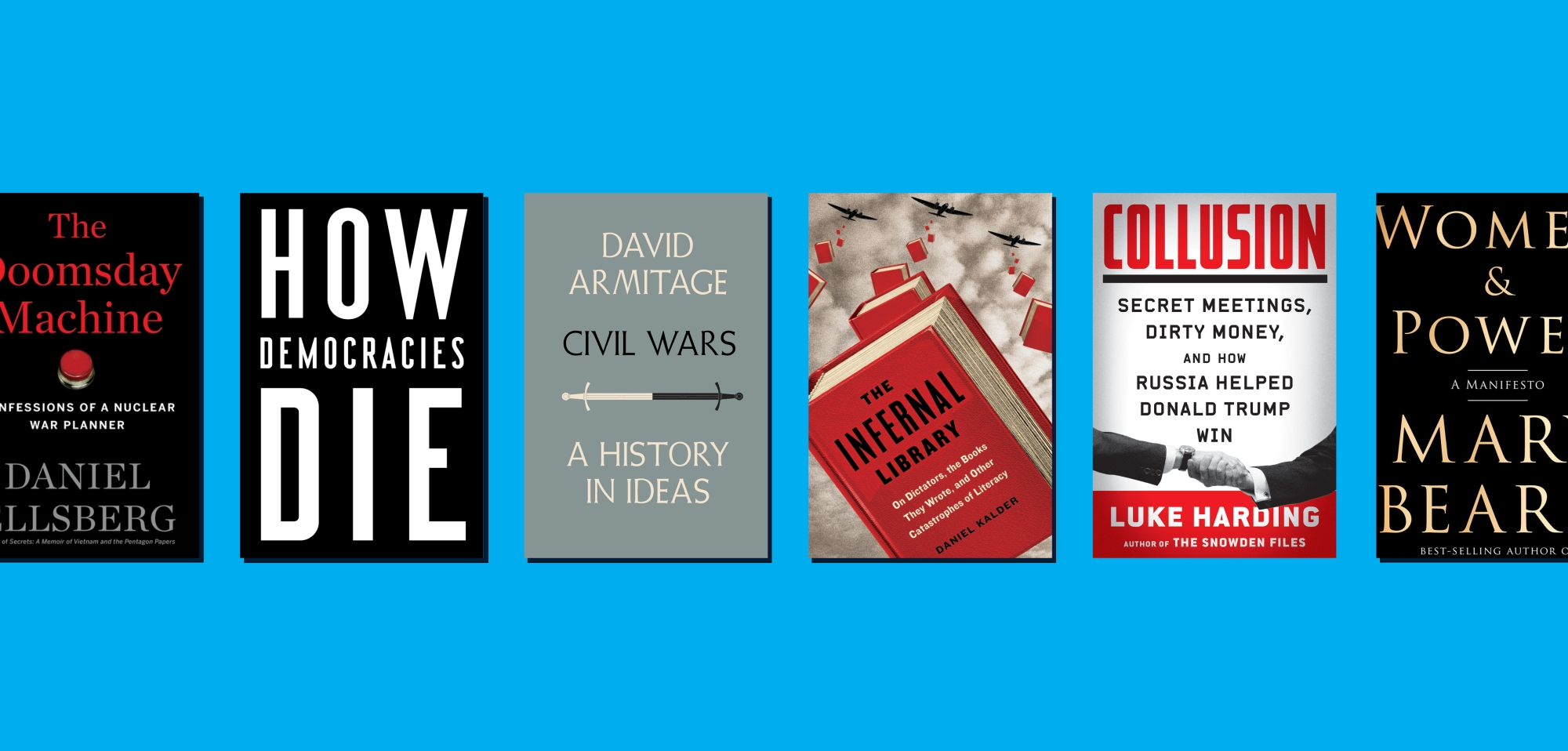 Out With The Old: New Books on Collusion, Civil War