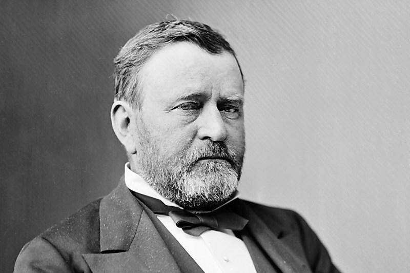 Ulysses S. Grant. (Wikimedia Commons)