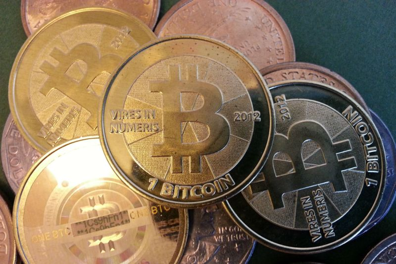 Bitcoin and other financial innovations are proliferating, Jan. 1, 2013. (Zach Copley/Flickr)
