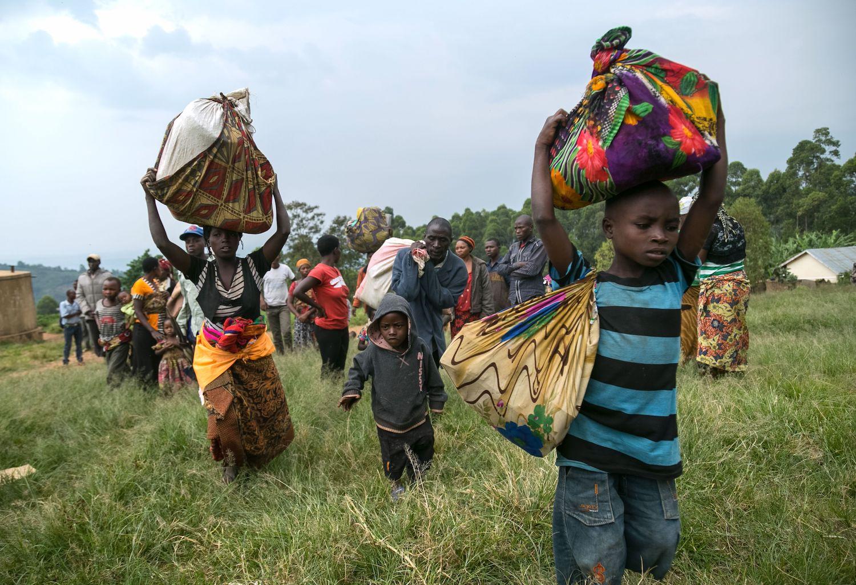 UGANDA-DRCONGO-CONFLICT-REFUGEES