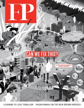 The Magazine – Foreign Policy