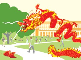 China's Long Arm Reaches Into American Campuses