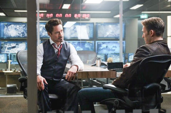 Iron Man and Captain America X. (Marvel Studios)