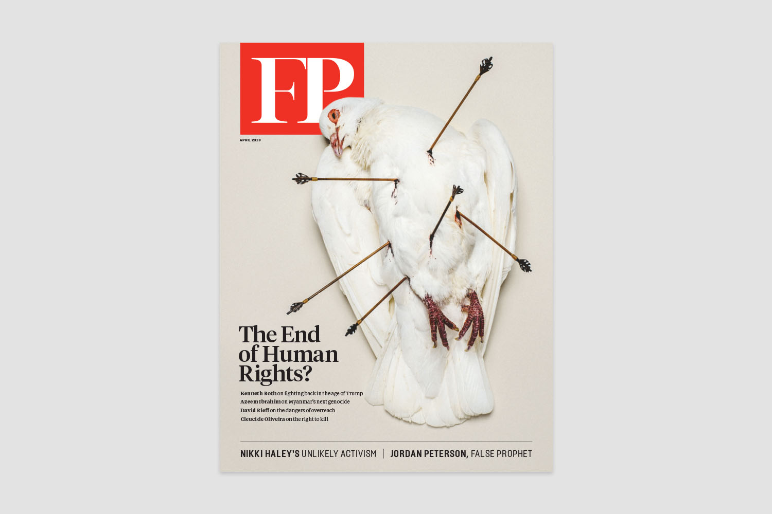 The End of Human Rights? cover image