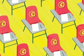 Chris Gash illustration for Foreign Policy