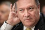 U.S. Secretary of State Mike Pompeo testifies before the Senate Foreign Relations Committee on May 24. (Chip Somodevilla/Getty Images)