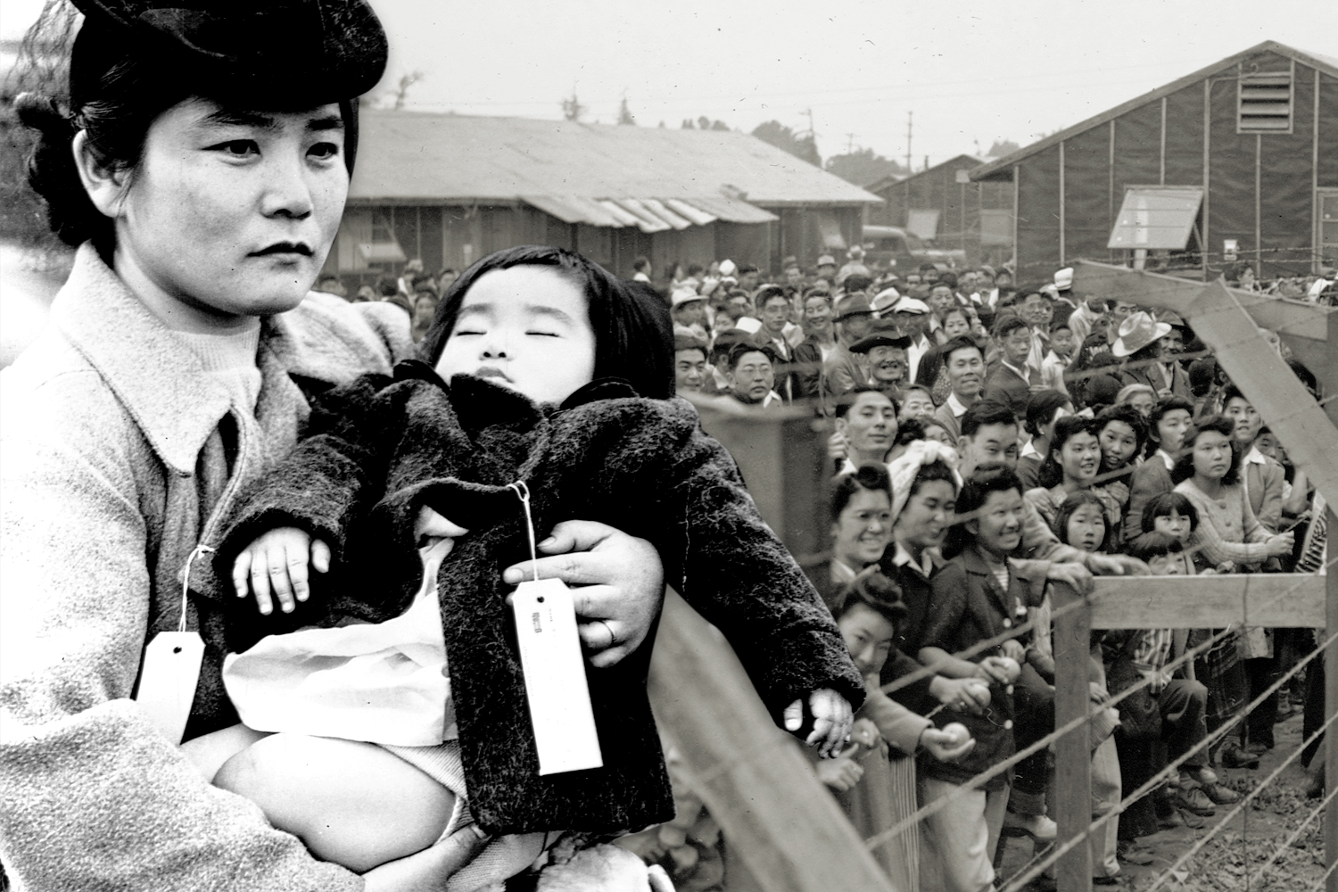 Japanese Incarceration Camps Sites