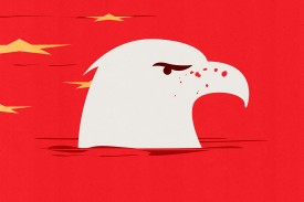 Illustration by Kotryna Zukauskaite for Foreign Policy