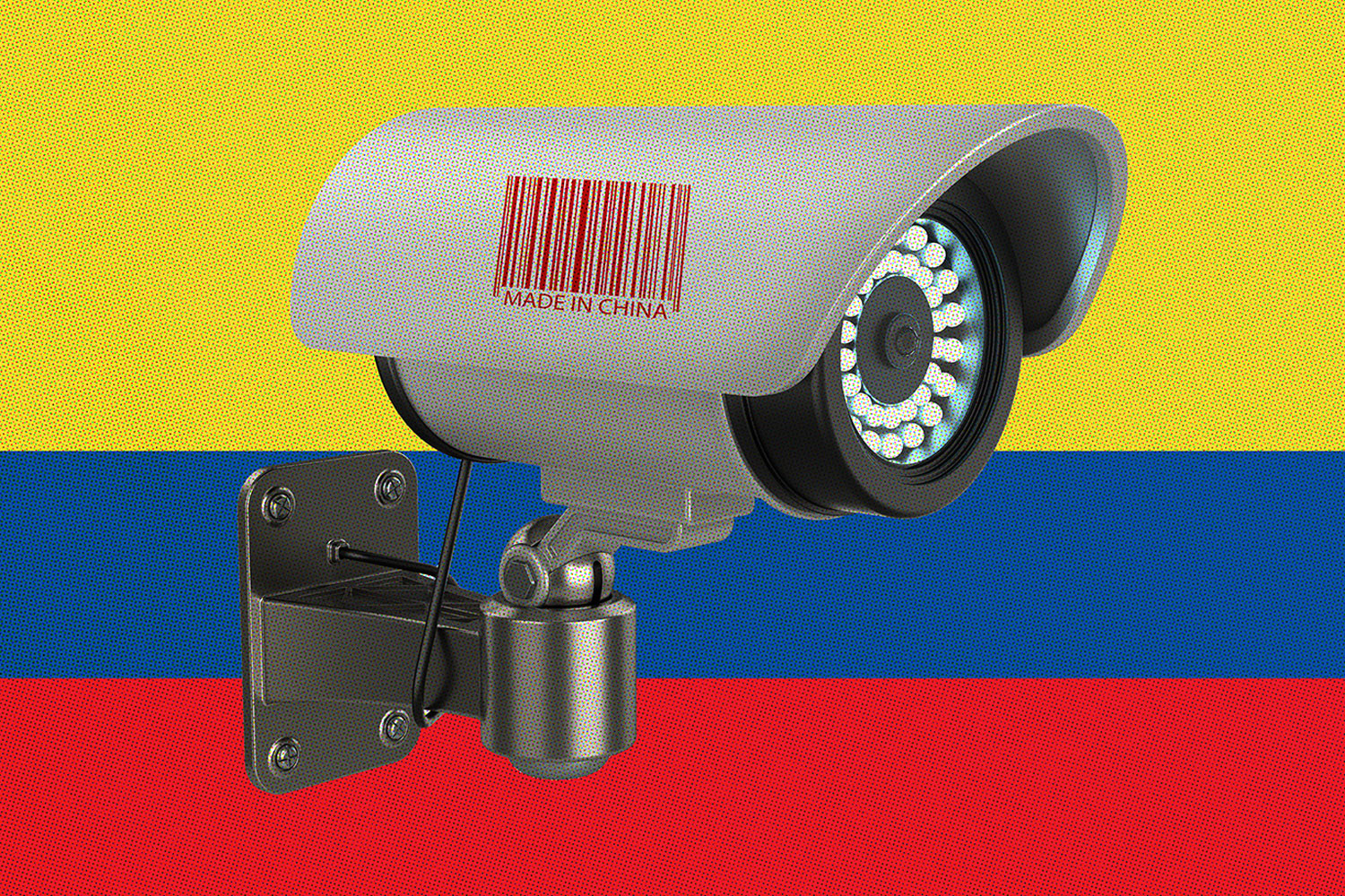 Ecuador's All-Seeing Eye Is Made in China – Foreign Policy