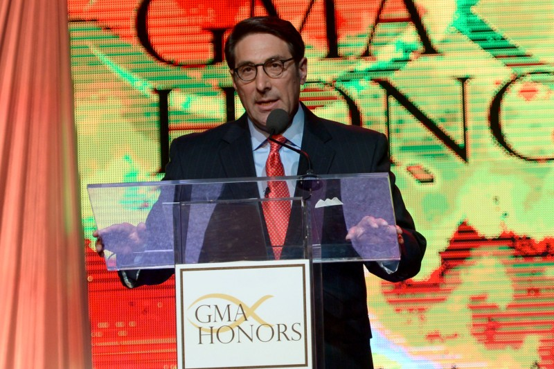Jay Sekulow attends event at Lipscomb University in Nashville, Tennessee on April 29, 2014.