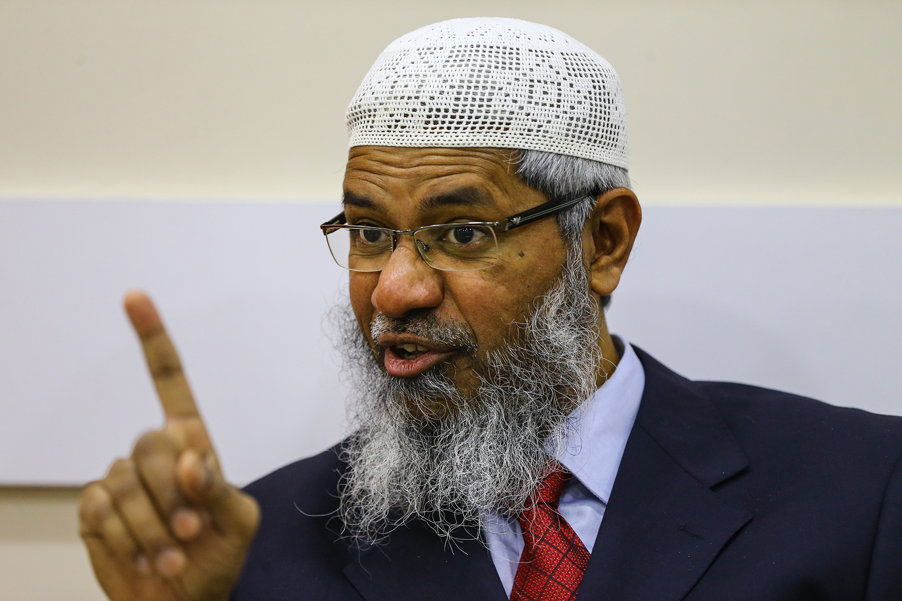 Image result for images of zakir naik