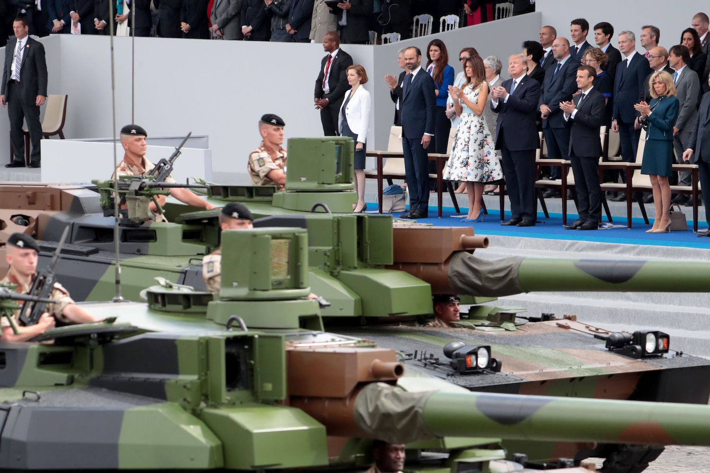 Security Brief: Trump Cancels Military Parade
