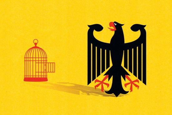 Kotryna Zukauskaite illustration for Foreign Policy