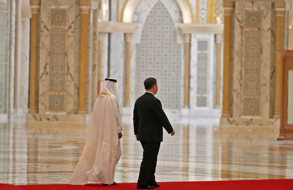 The Middle East Doesn't Take China Seriously
