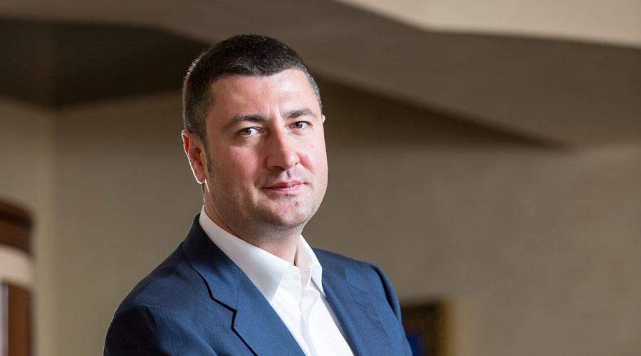 Oleg Bakhmatyuk, ULF chairman and CEO