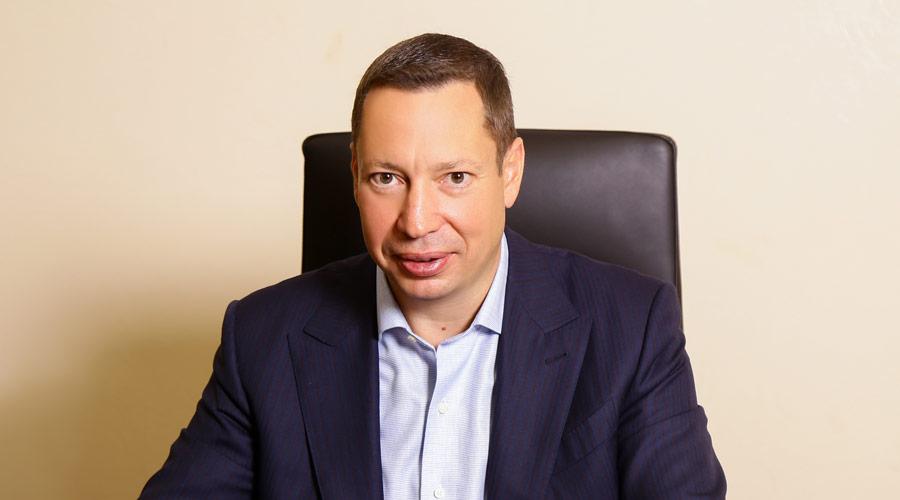 Kyrylo Shevchenko, Chairman of Ukrgasbank