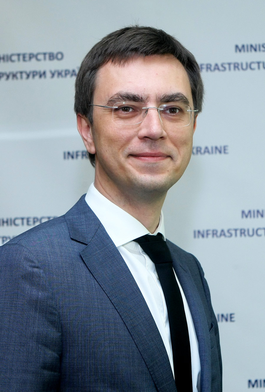 Volodymyr Omelyan, Minister of Infrastructure