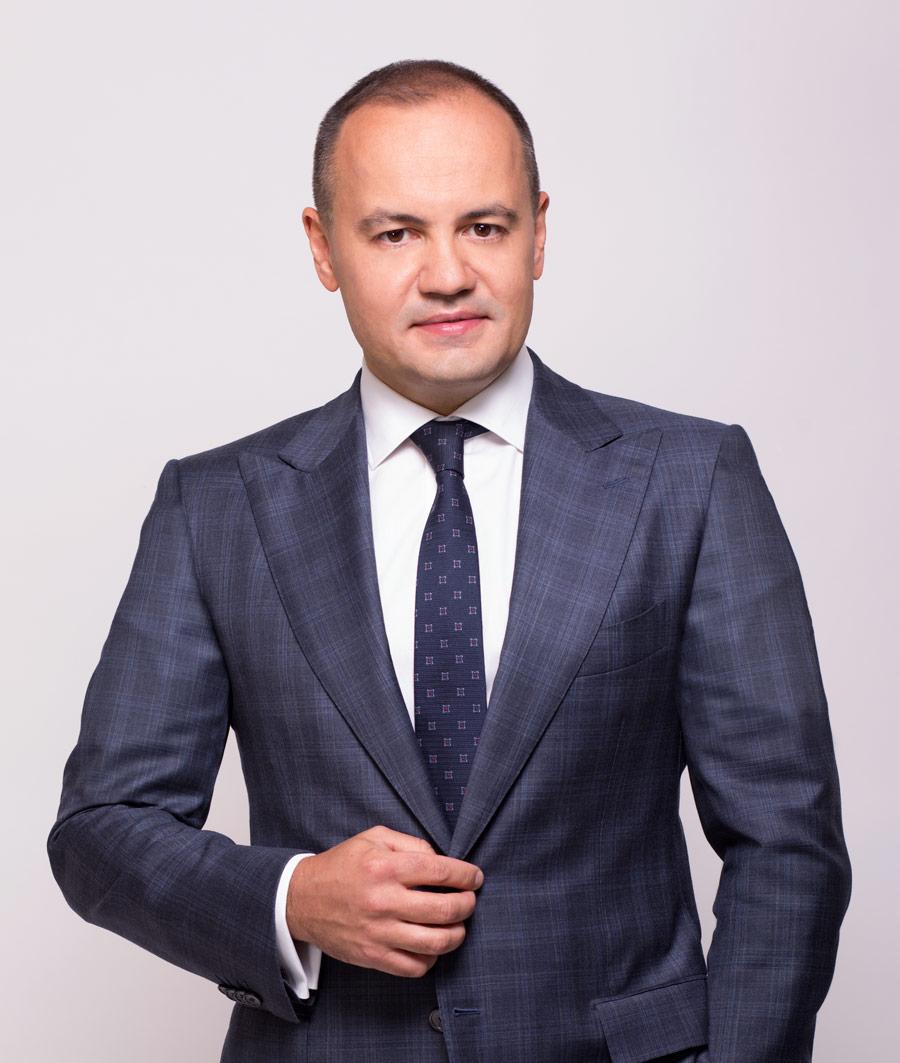Maxim Timchenko, CEO, DTEK