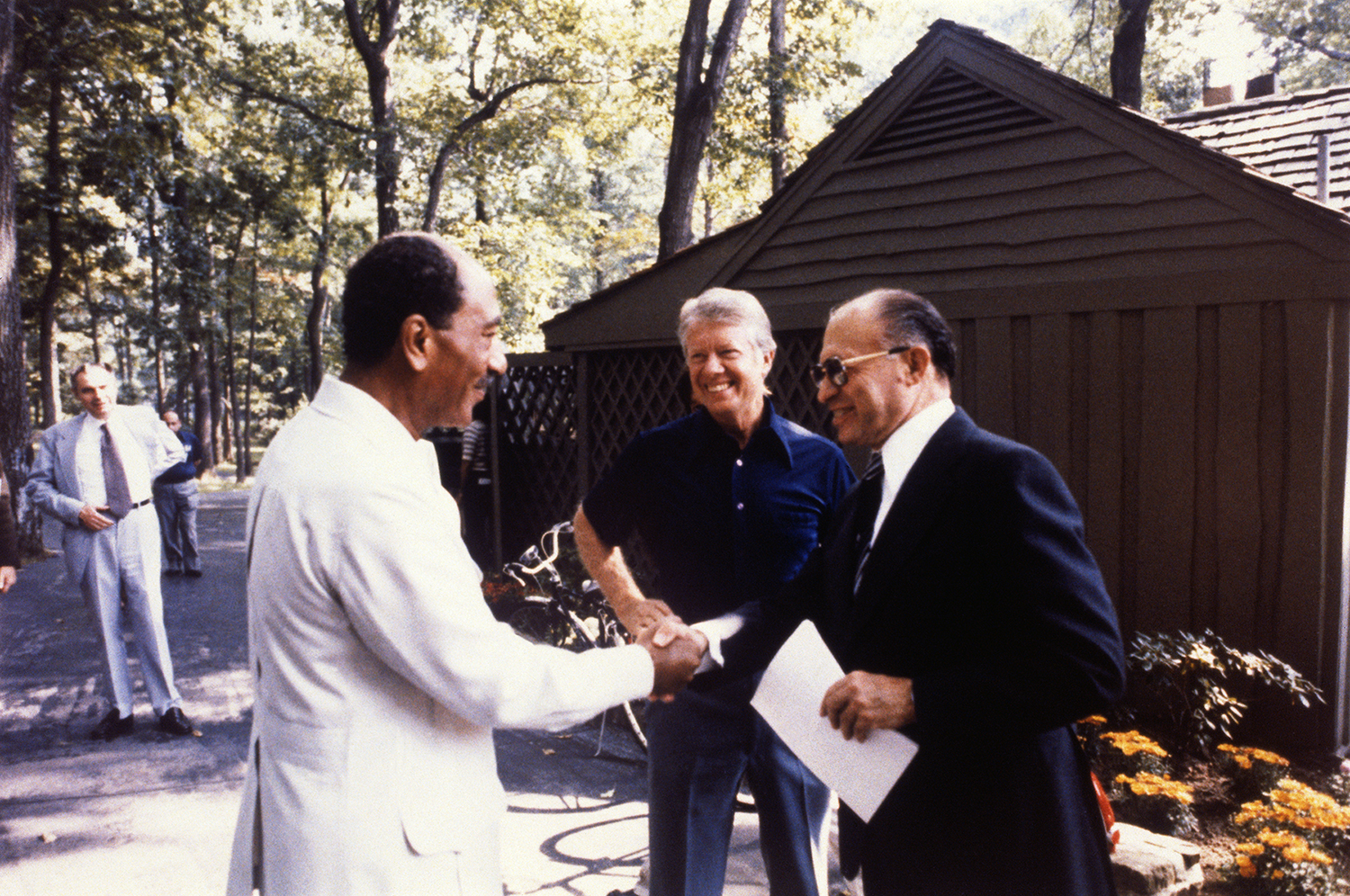 Did Camp David Doom the Palestinians? – Foreign Policy