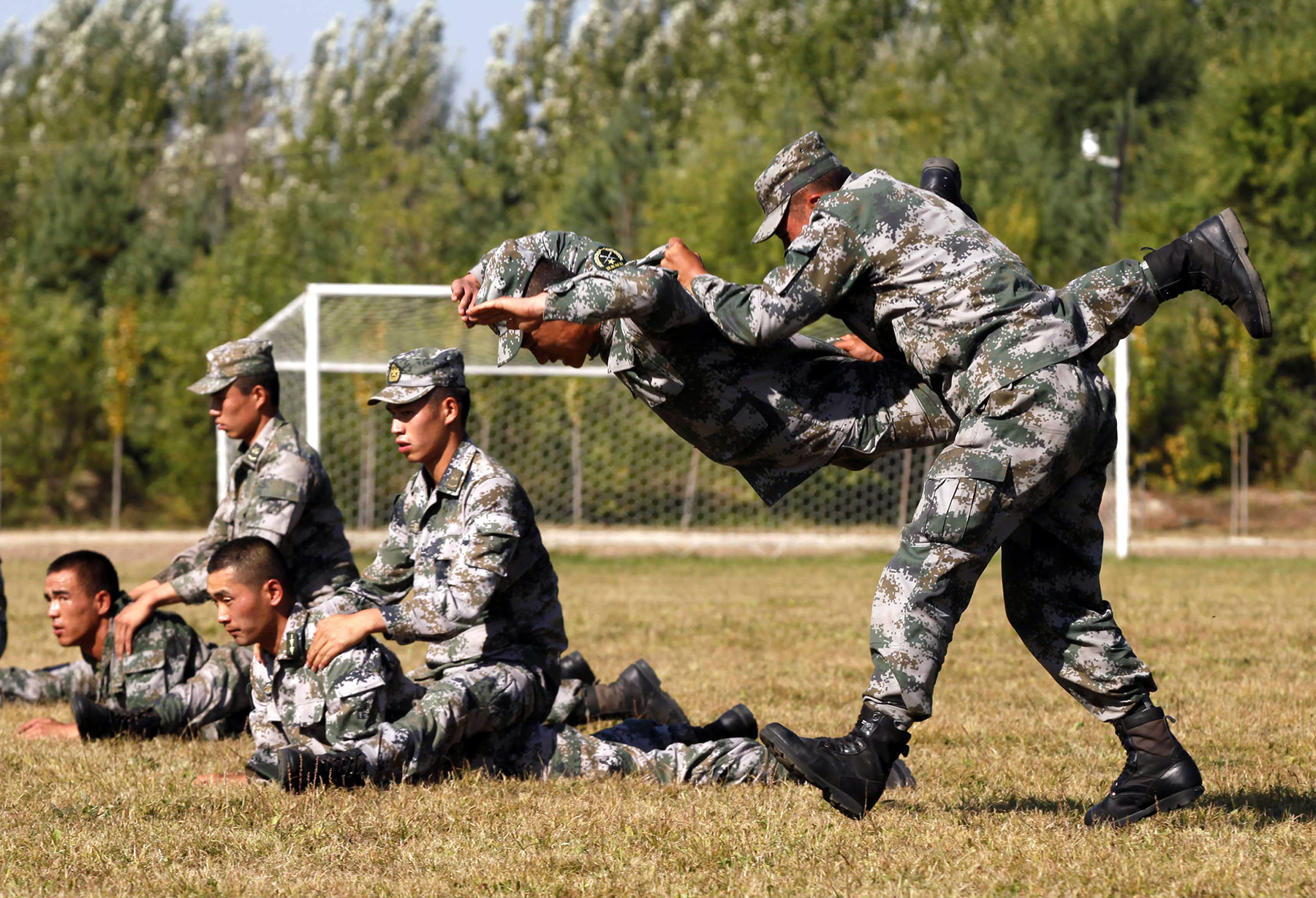 China's Untested Military Could Be a Force—or a Flop – Foreign Policy