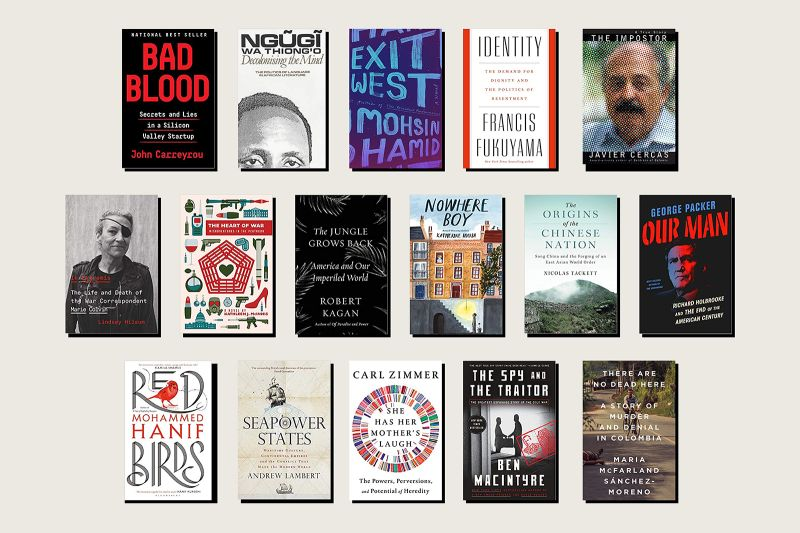 "My ""top ten"" books every student of International Relations"