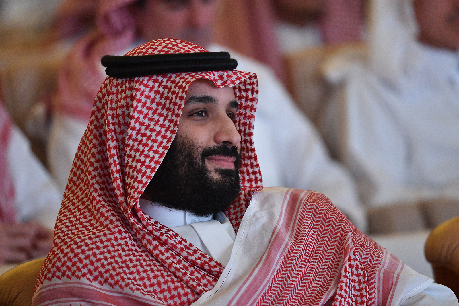 Reckless in Riyadh