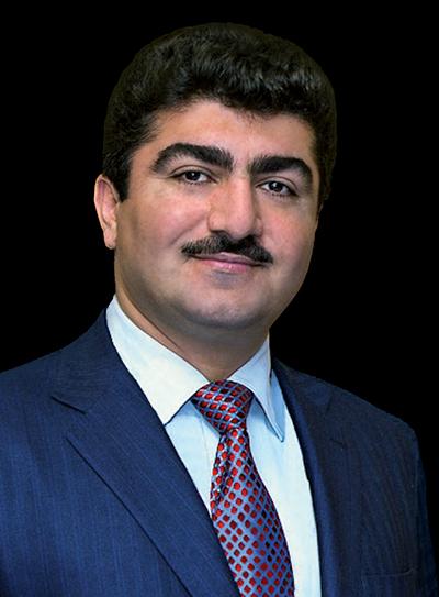 Sirwan Saber Mustafa Chairman, Korek Telecom