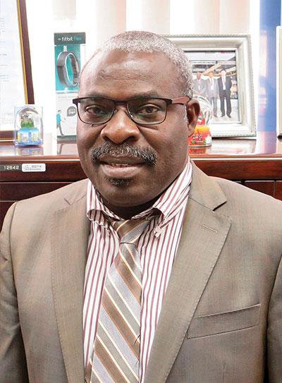 Eduardo Sebastião, CEO, Angola Telecom