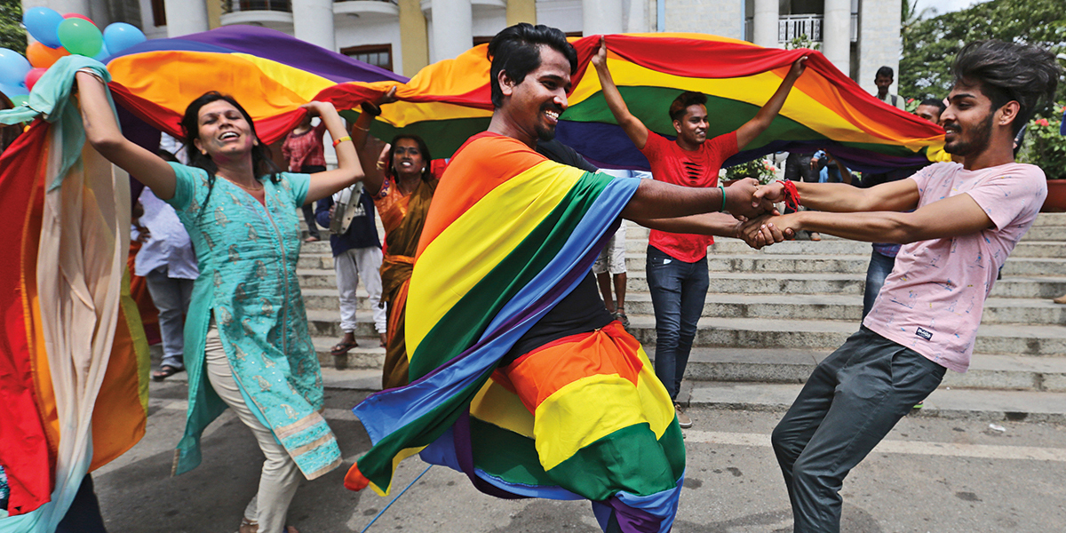 LGBTQ - LGBT equality in India