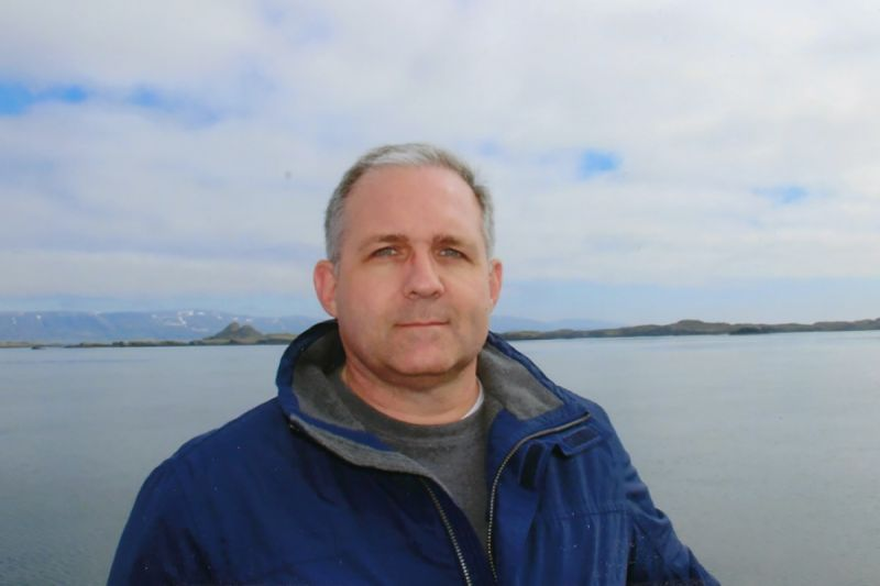 Paul Whelan, an American detained by Russian authorities and accused of espionage. (Photo courtesy of the Whelan family)