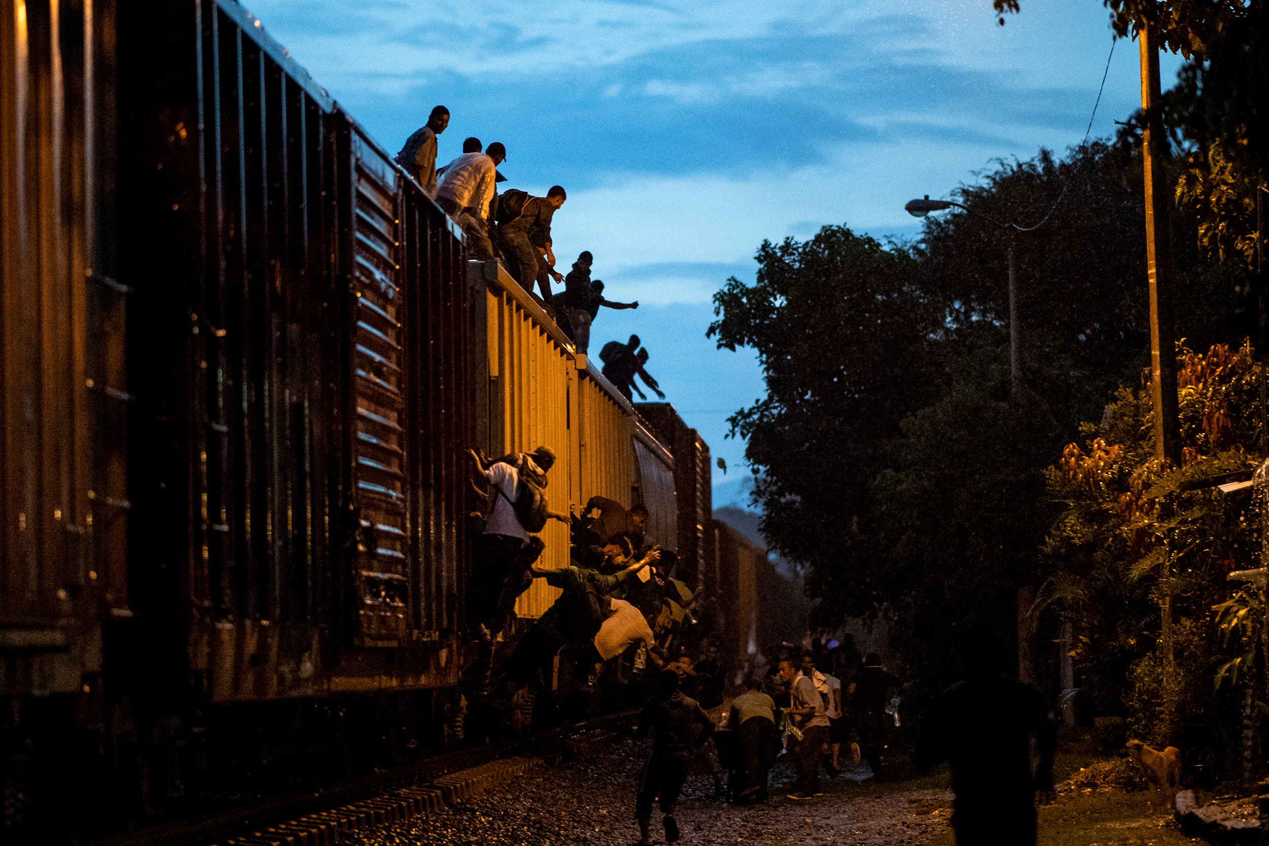 Mexico Isn't Helping Refugees  It's Depriving Them of Their