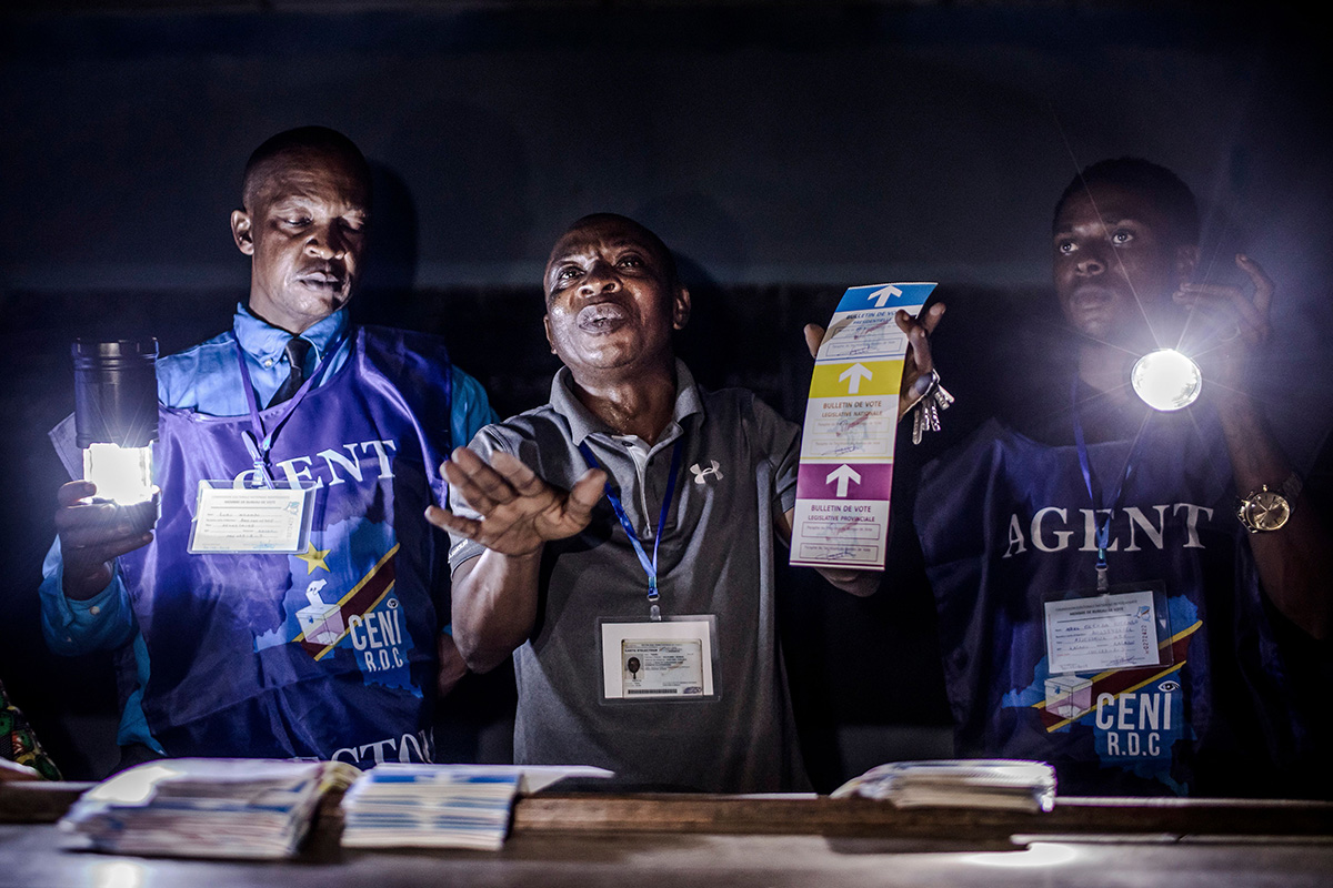 How Washington Got on Board With Congo's Rigged Election