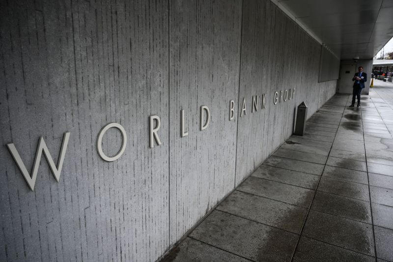 The Trump administration nominated David Malpass as the new head of the World Bank after President Jim Yong Kim abruptly stepped down. (Eric Baradat/AFP/Getty Images)