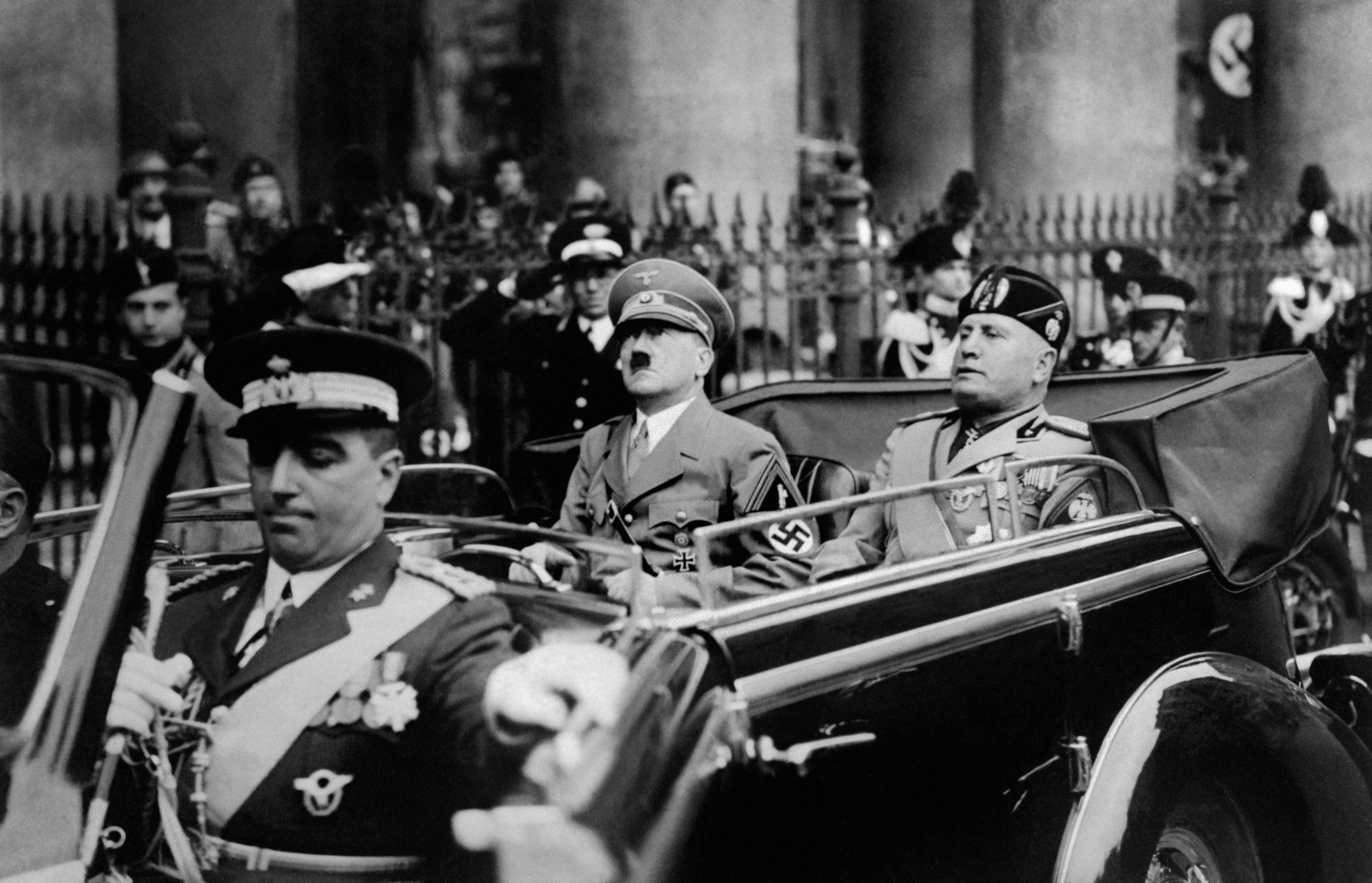 Hitler Loved Speed Limits – Foreign Policy