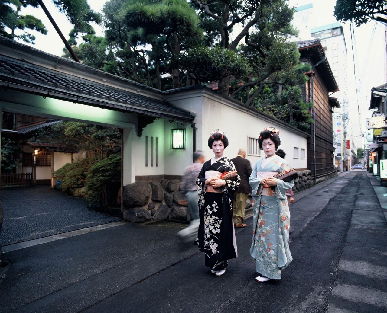 Niigata is considered one of Japan's most prestigious areas for geisha. (Niigata Visitors & Convention Bureau/JNTO)