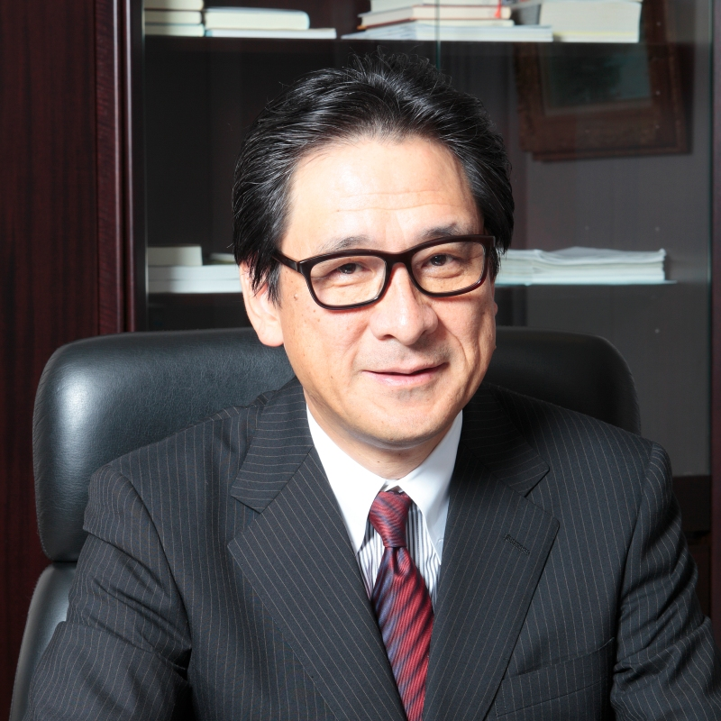 Hiroyuki Ishige, Chairman & CEO, Japan External Trade Organization (JETRO)