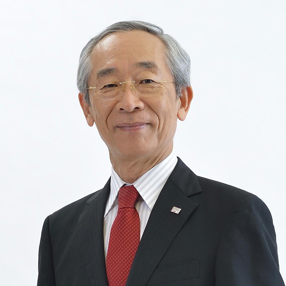 Mikio Yoshida, President, Ritsumeikan University