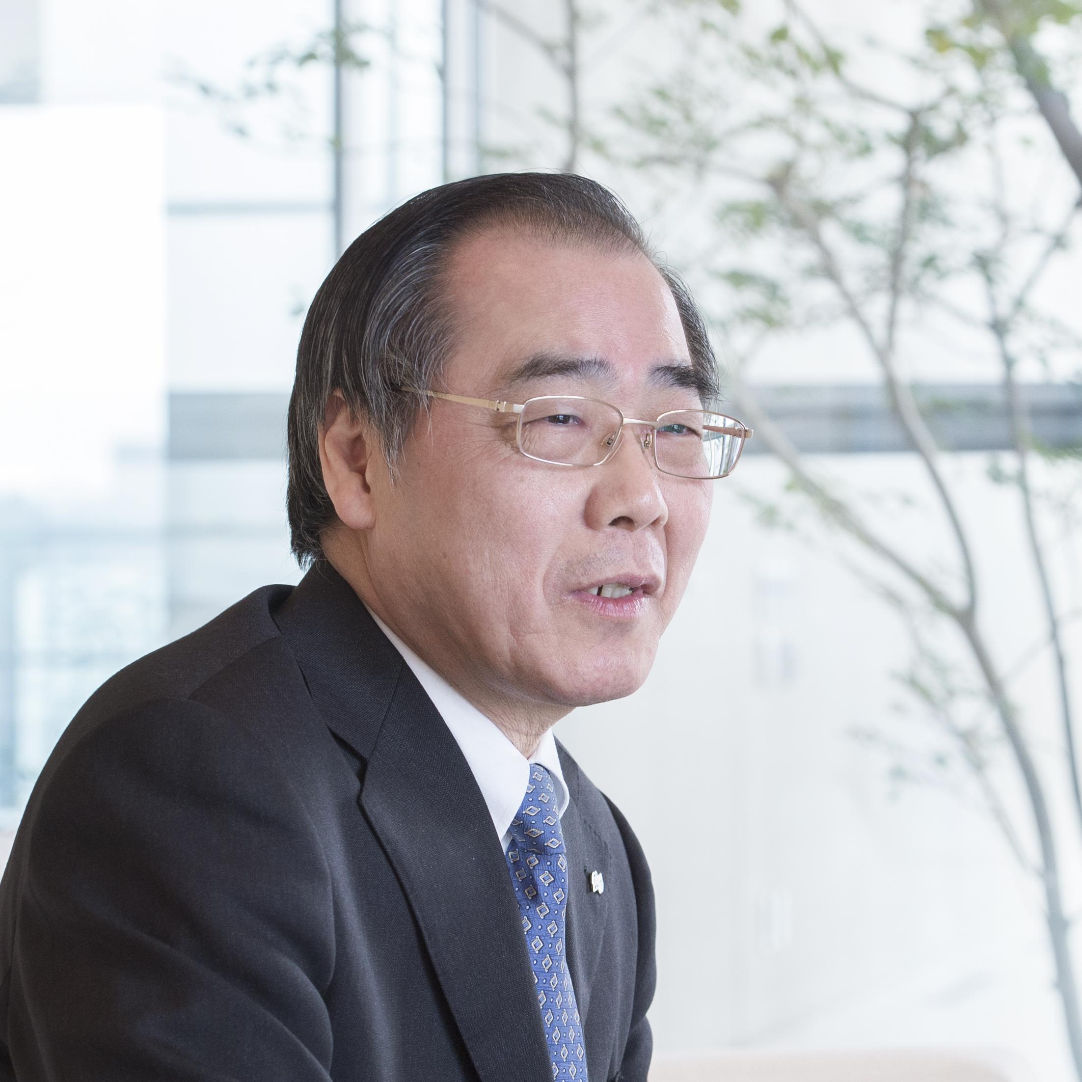 Seiichi Matsuo, President, Nagoya