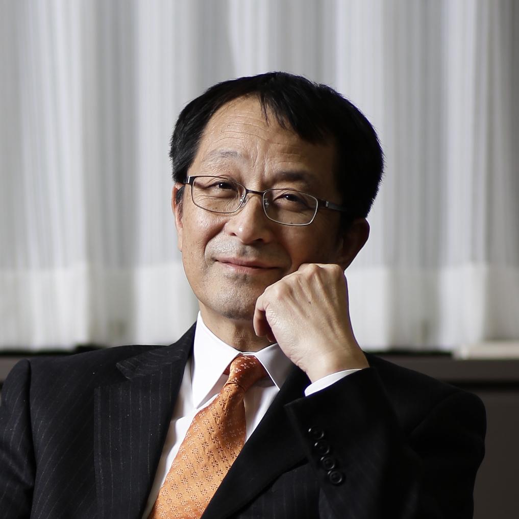 Kyosuke Nagata, President, University of Tsukuba