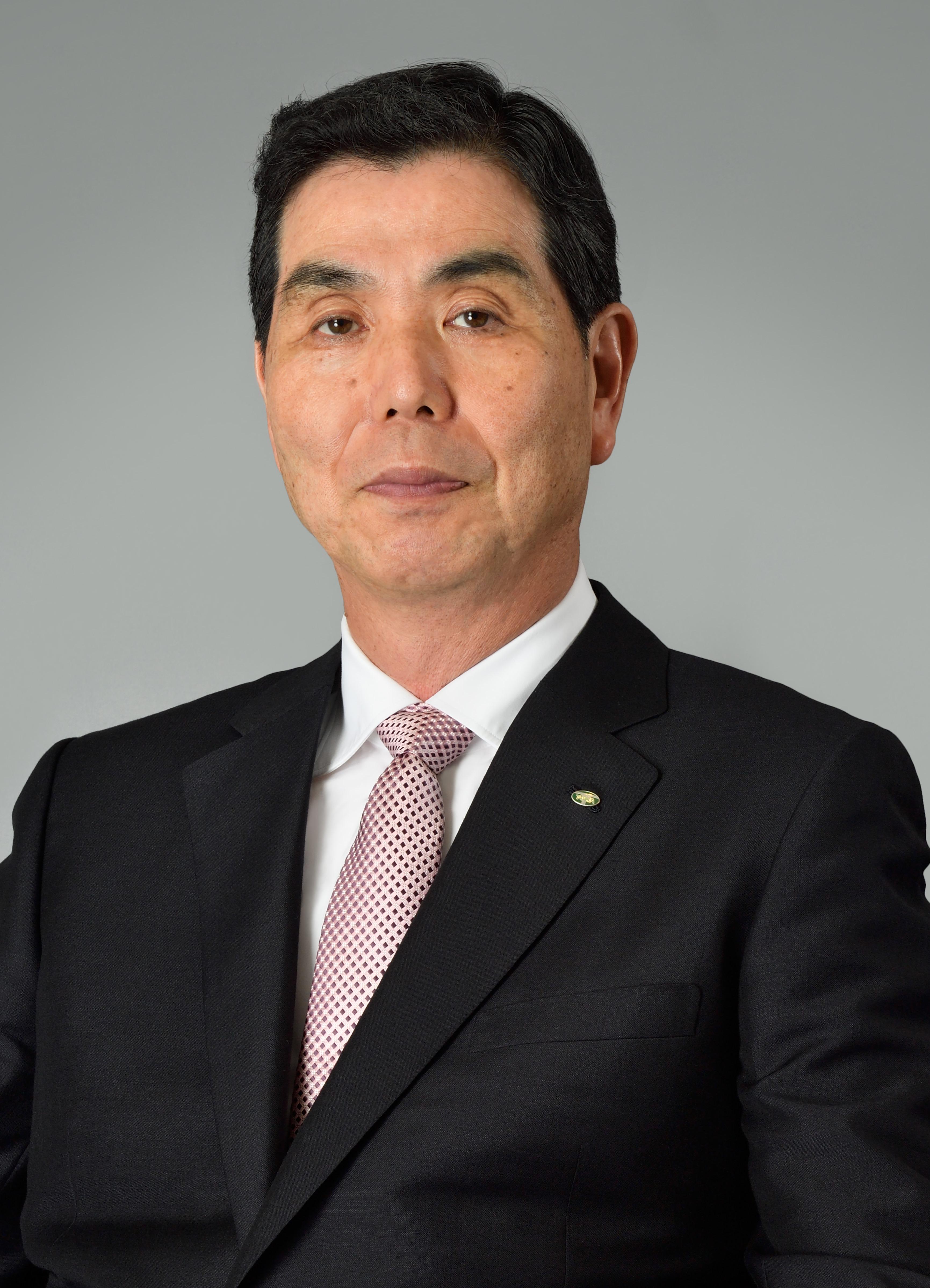 Itsuro Yoshida, President, Towa Pharmaceutical Co. Ltd.