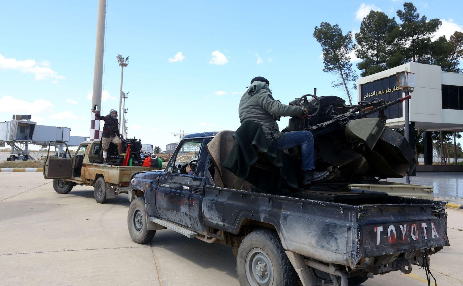 Who Controls Libya's Airports Controls Libya – Foreign Policy