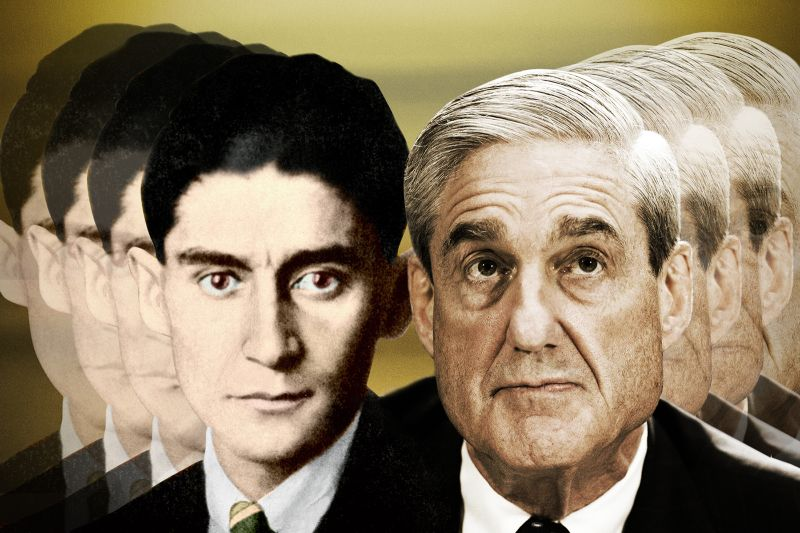 Franz Kafka and the Kafkaesque Robert Mueller.