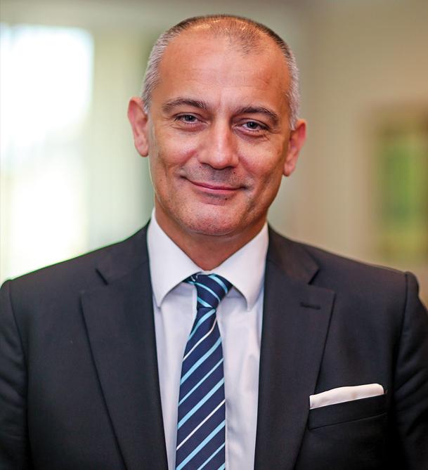 Joseph Cuschieri, CEO, Malta Financial Services Authority (MFSA)